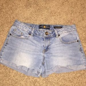 Lucky brand shorts ~ Riley short